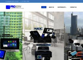 proserv.com.ph