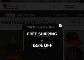 proshop.bengals.com
