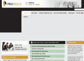 proskills.edu.vn