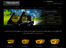 proskips.co.uk
