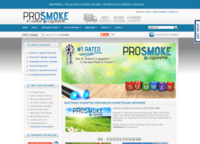 prosmokestore.com