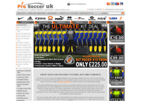 prosocceruk.co.uk