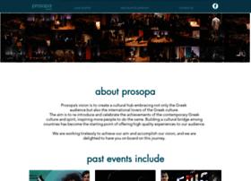 prosopaevents.com
