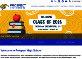 prospect.cuhsd.org