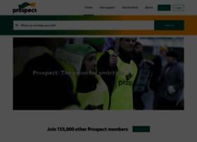 prospect.org.uk