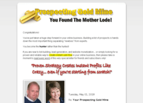prospectinggoldmine.com