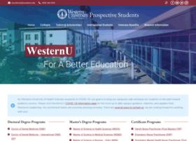 prospective.westernu.edu