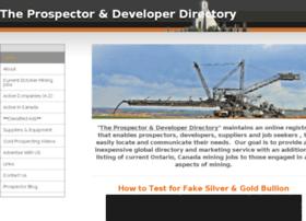 prospectorsdirectory.com