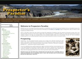 prospectorsparadise.com