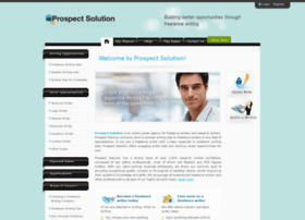Prospectsolution.com
