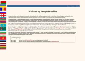 prospekt-online.nl