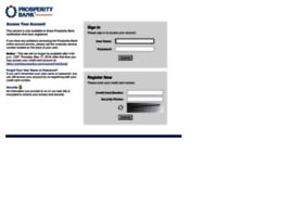 prosperityonline.fdecs.com