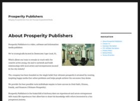 prosperitypublishers.com