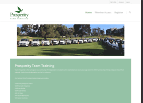 prosperityteamtraining.com.au