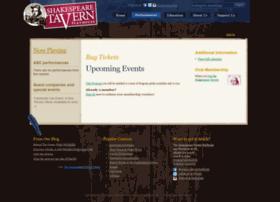 prospero.shakespearetavern.com