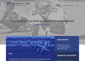 prosportcpa.com