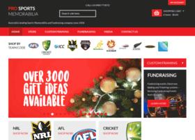 prosportsmemorabilia.com.au