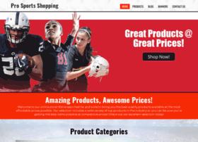 prosportsshopping.com
