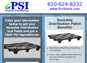 prostackpallets.com