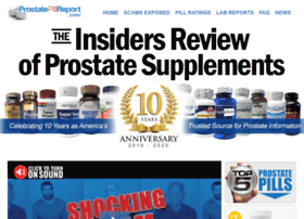 prostatepillreport.com