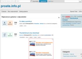 proste.info.pl