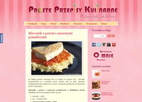 prosteprzepisykulinarne.com