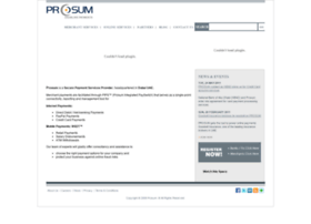 prosumfzc.com