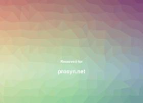 prosyn.net