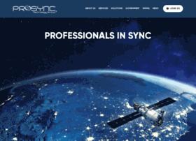 prosync.com