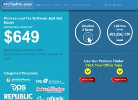protaxpro.com
