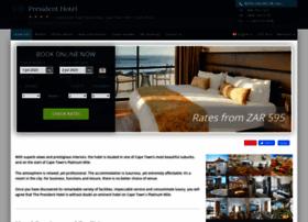 protea-hotel-president.h-rez.com