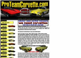 proteamcorvette.com