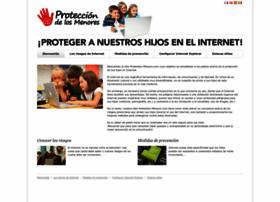 protecciondemenores.org