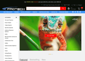 protechprojection.com