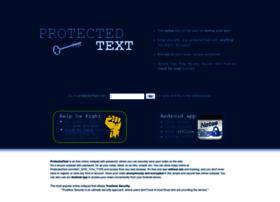 protectedtext.com