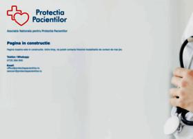 protectiapacientilor.ro
