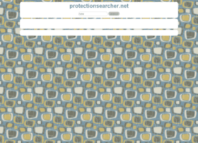 protectionsearcher.net