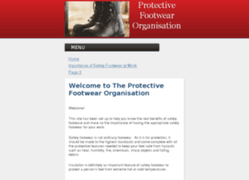protectivefootwear.org