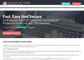 protectmywork.com