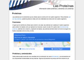 proteinas.org.es