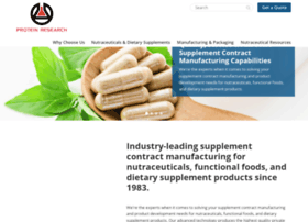 proteinresearch.com