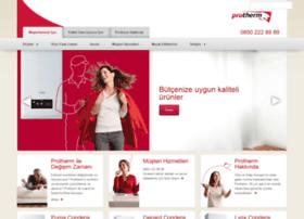 protherm.com.tr