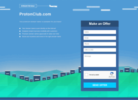 protonclub.com