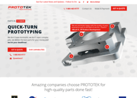 prototekmanufacturing.com