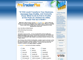 protrackerplus.com