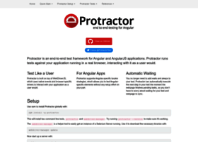 protractortest.org