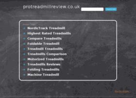 protreadmillreview.co.uk