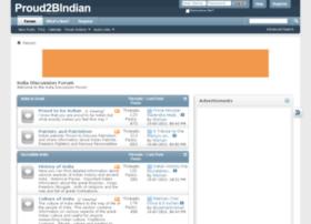 proud2bindian.in