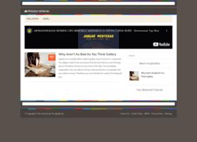 proudlyafrican.info