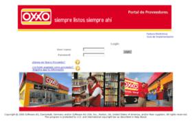 proveedores.oxxo.com